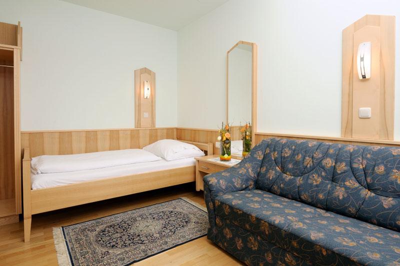 Beispiel unserer Zimmer im Haupthaus